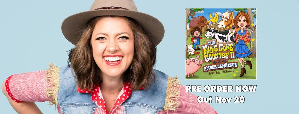 Pre Order Amber Lawrence Kid's Gone Country 2